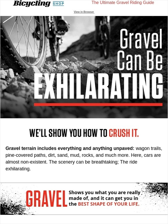 Review: Gravel Cycling - The Complete Guide to Gravel